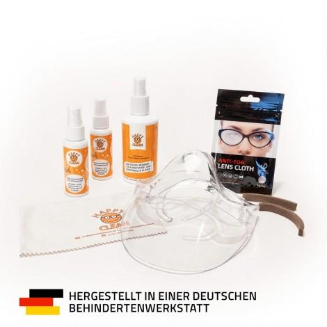 Antibeschlagset für Brillenträger