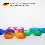 HAPPY Überzieh-Farbtherapiebrille im Set