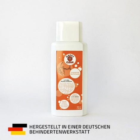HAPPY SMILE CLEAN 500 ml: Bis zu 1000 mal Brille säubern